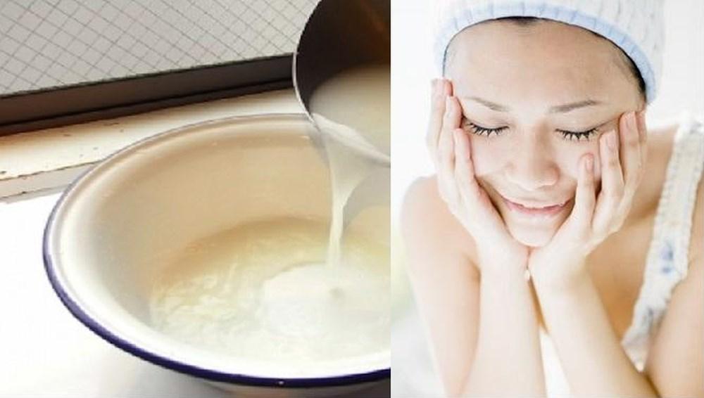 Lưu ý khi áp dụng cách làm trắng da với nước vo gạo