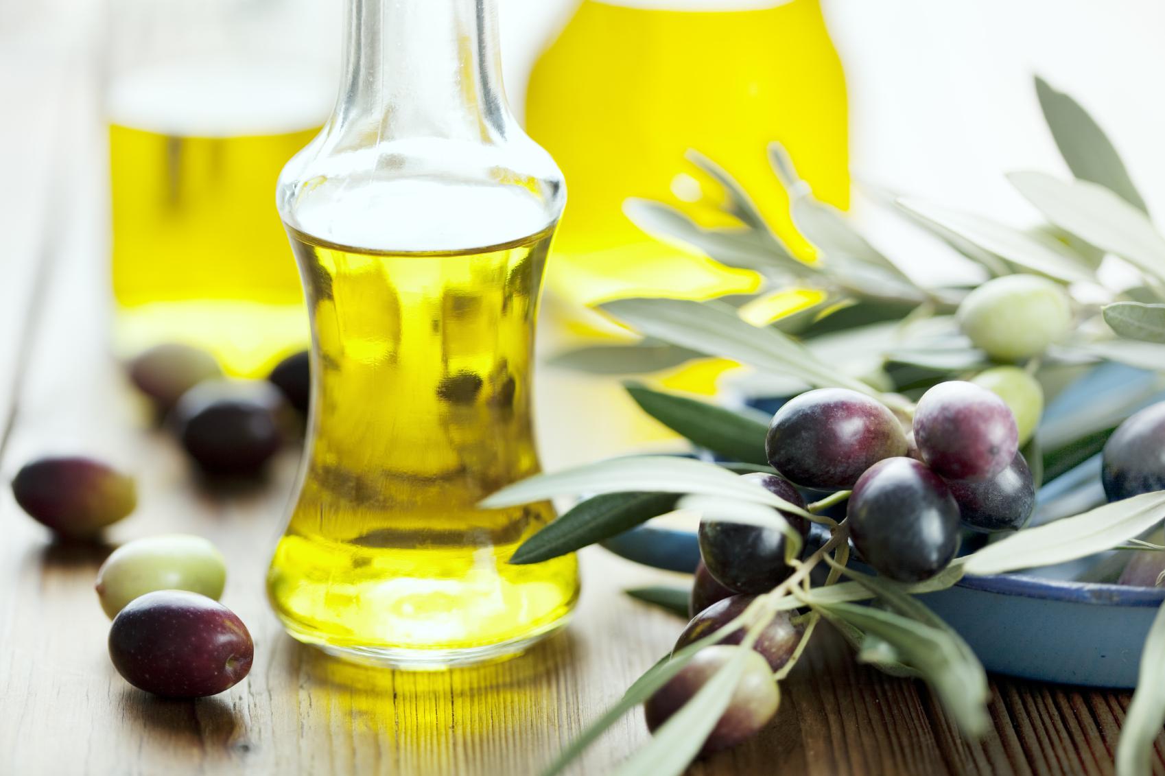 dầu oliu dưỡng da mềm mại