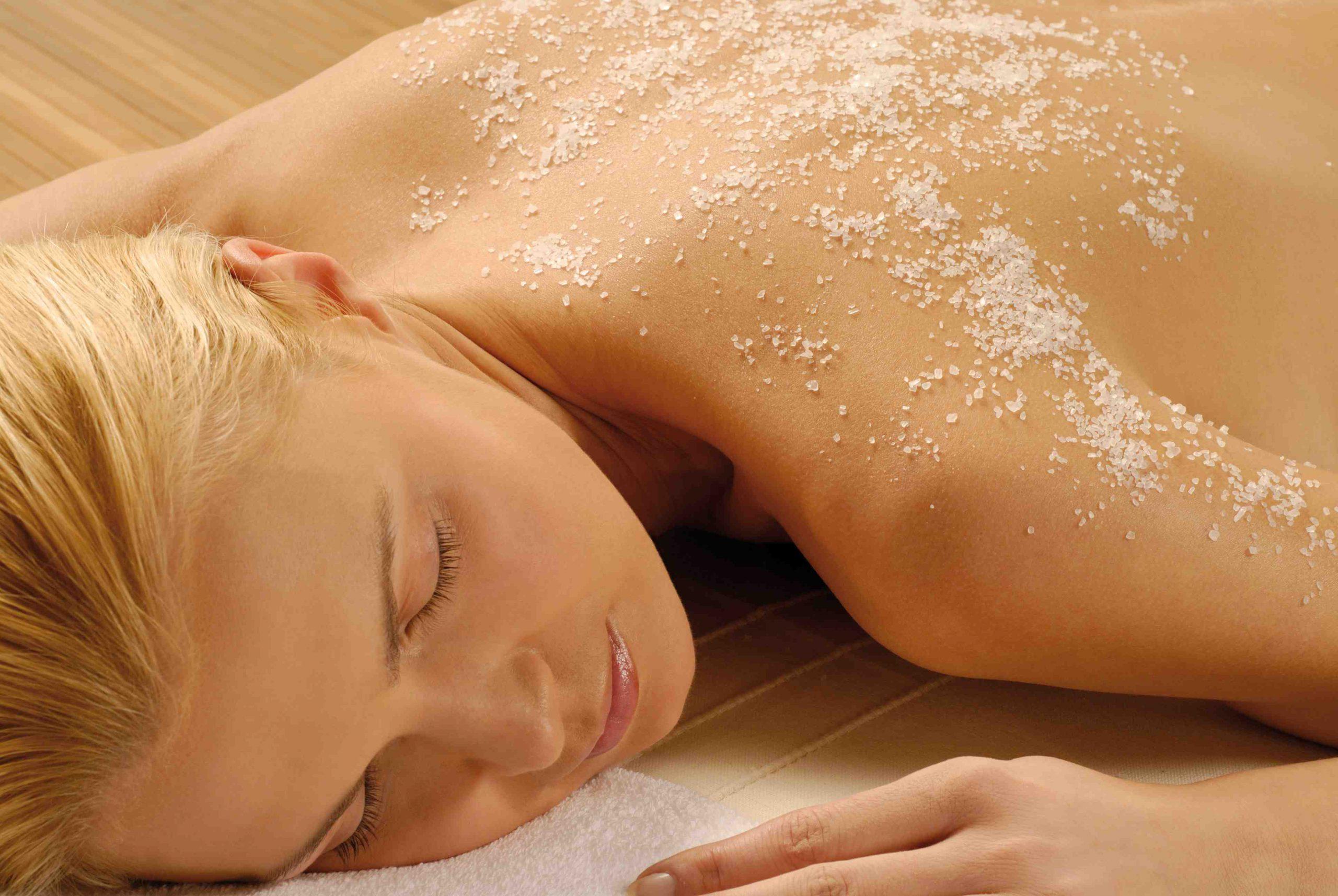 muối tẩy tế bào chết cho body