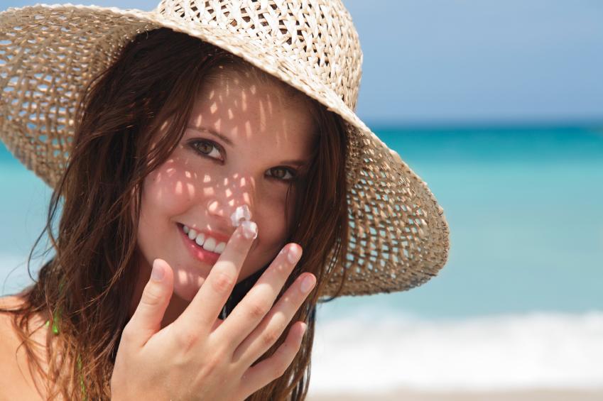 Kem chống nắng sau khi tái tạo da