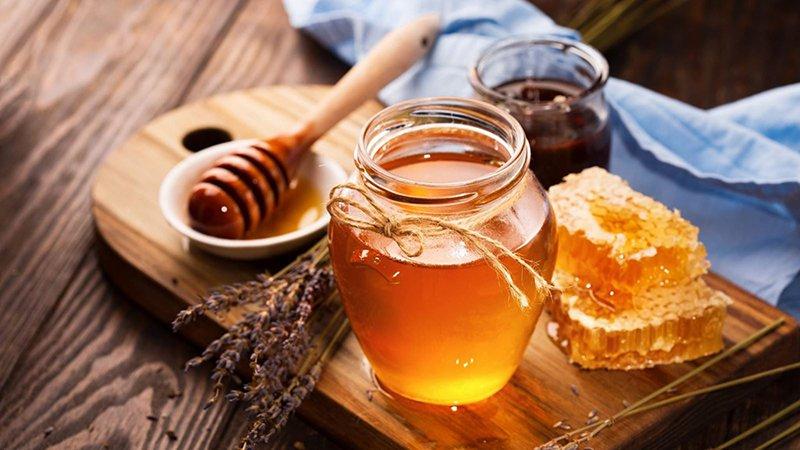 mật ong chống lão hóa