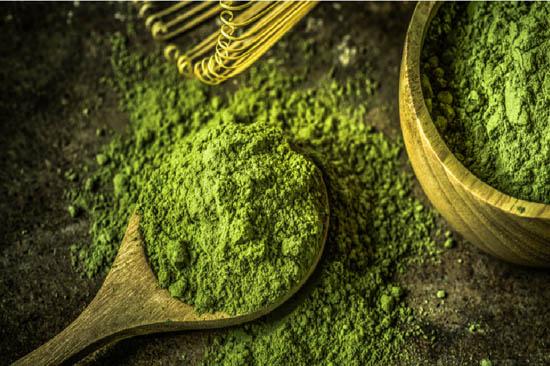 công dụng chống lão hóa của trà xanh