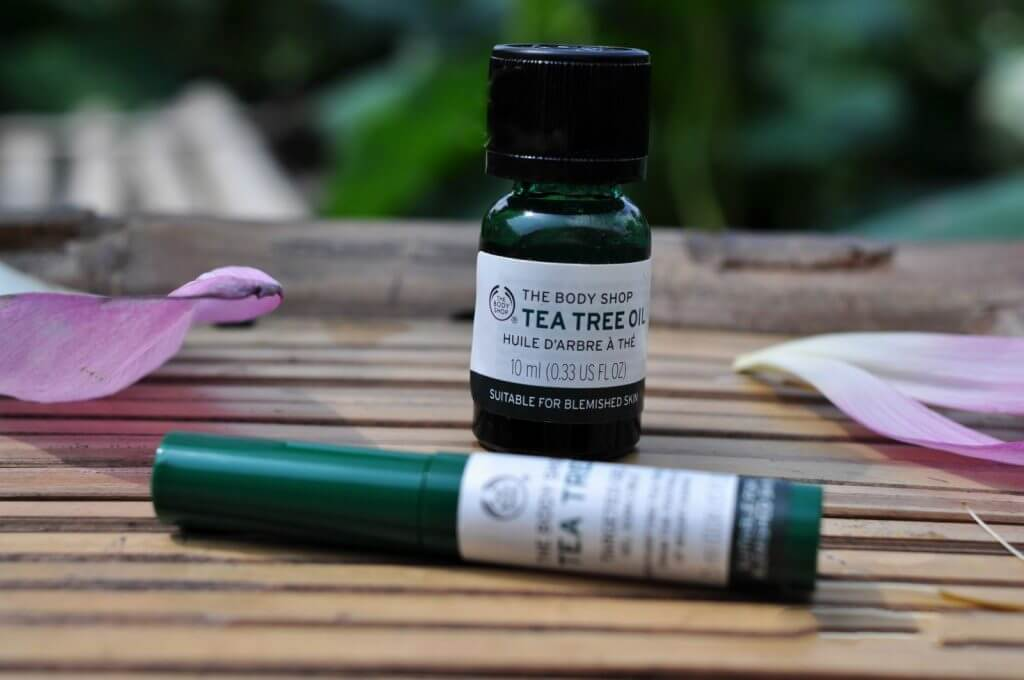 tea tree oi