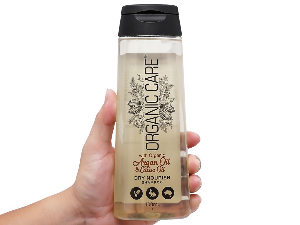 dầu gội mọc tóc nhanh Organic Care