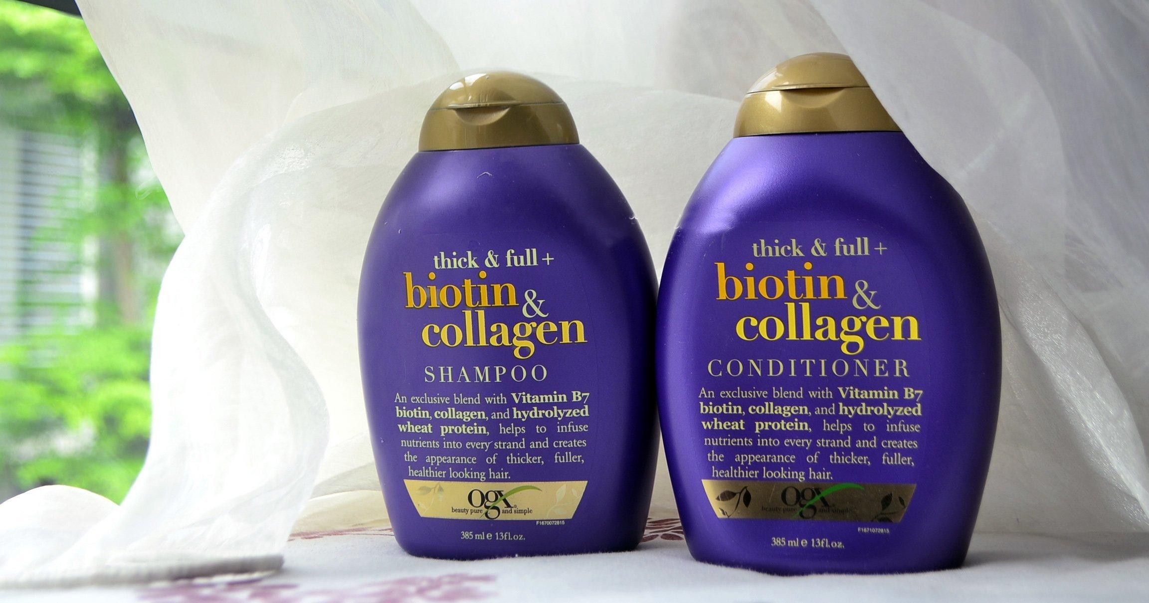 Dầu gội mọc tóc Biotin hiệu quả