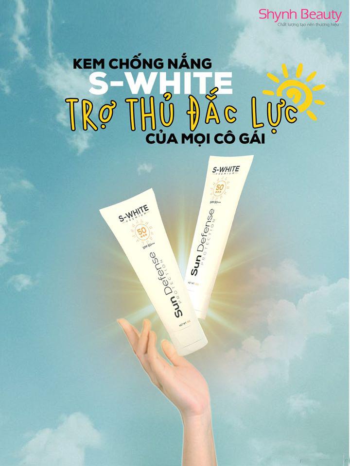 kem chống nắng cho da mụn nhạy cảm