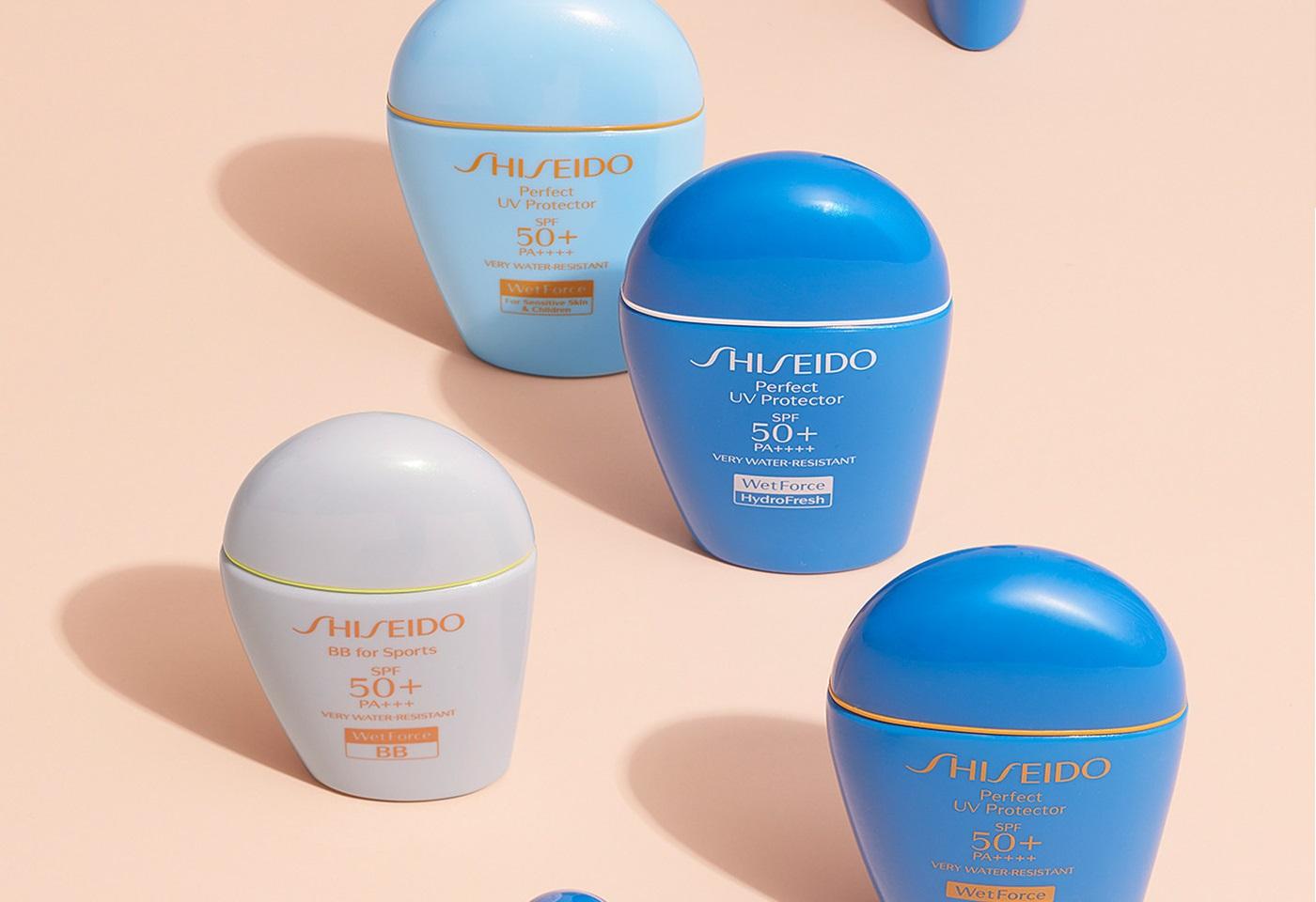 Shiseido WetForce UV Perfect Protector sản phẩm chống nắng vượt trội