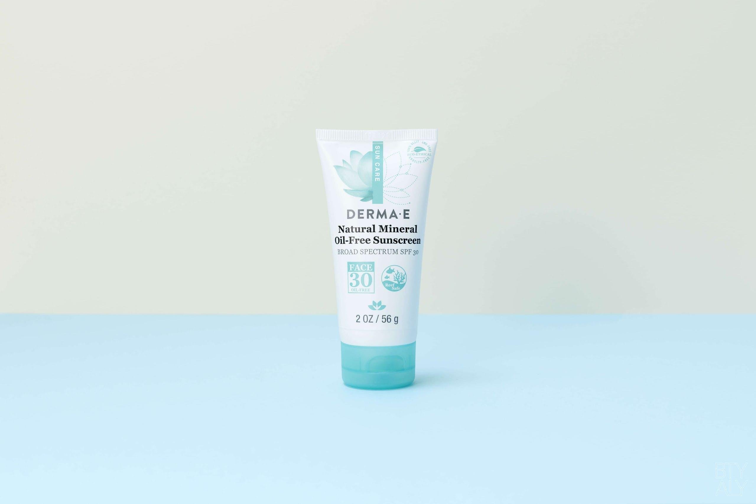 Kem chống nắng Derma e Antioxidant Natural Sunscreen SPF 30