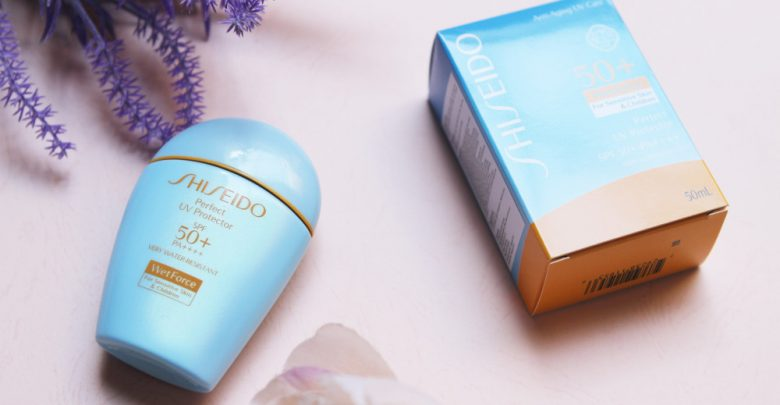Kem chống nắng vật lý Shiseido Perfect UV Protector SPF 50+ PA+++