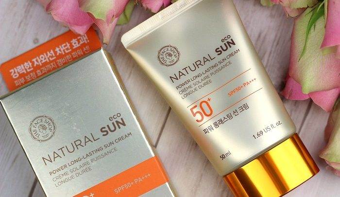The Face Shop Natural Sun Eco Power Sun