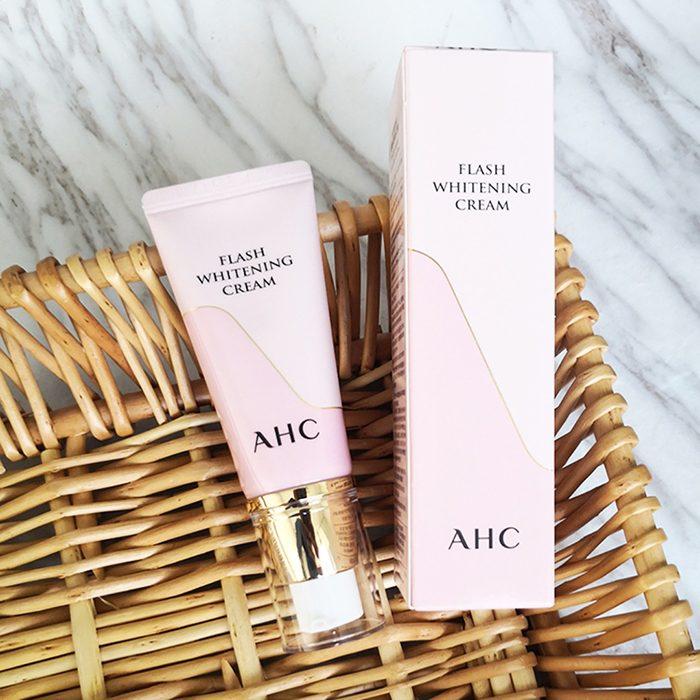 AHC Flash Whitening Cream (Nguồn: Internet)