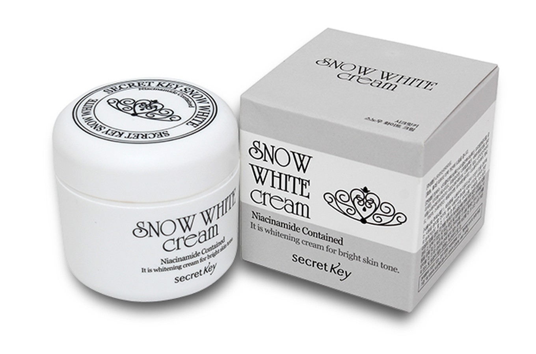 Snow White - top kem dưỡng trắng da mặt tốt nhất