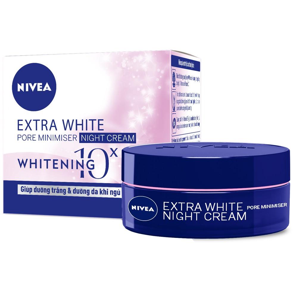 Kem dưỡng trắng da toàn thân ban đêm