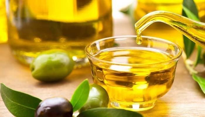 dầu oliu là thành phẩn có trong kem tan mỡ