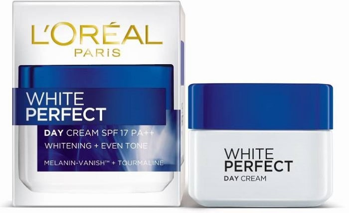 Kem trị nám tàn nhang L'Oreal White Perfect Clinical