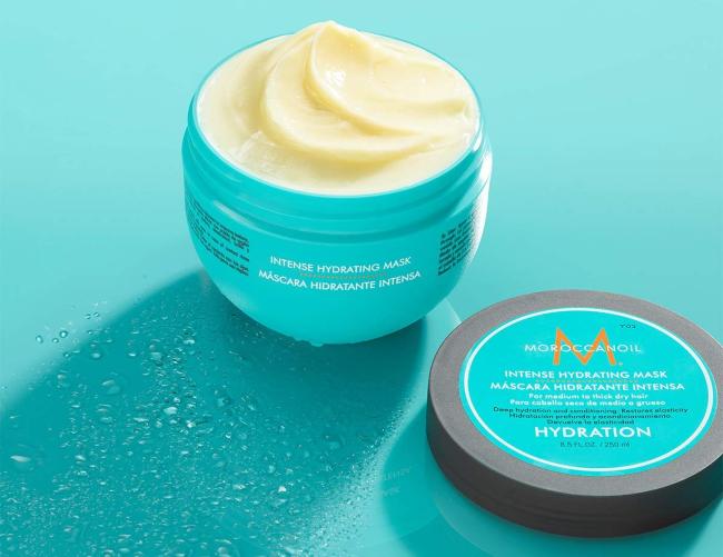 kem ủ tóc phục hồi hư tổn Moroccanoil