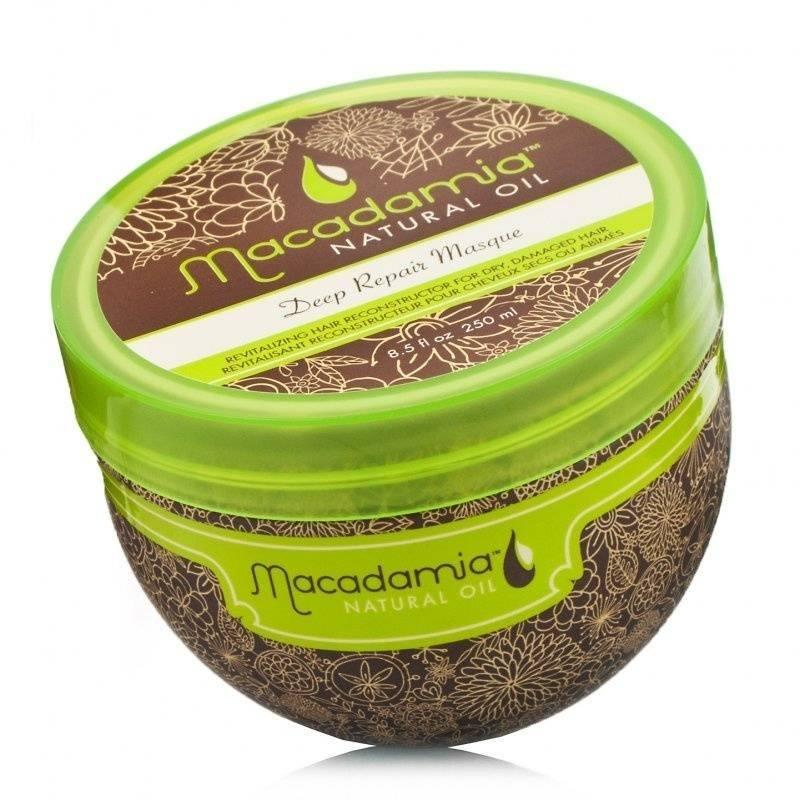 Macadamia là dòng kem ủ tóc nổi bật tại Mỹ
