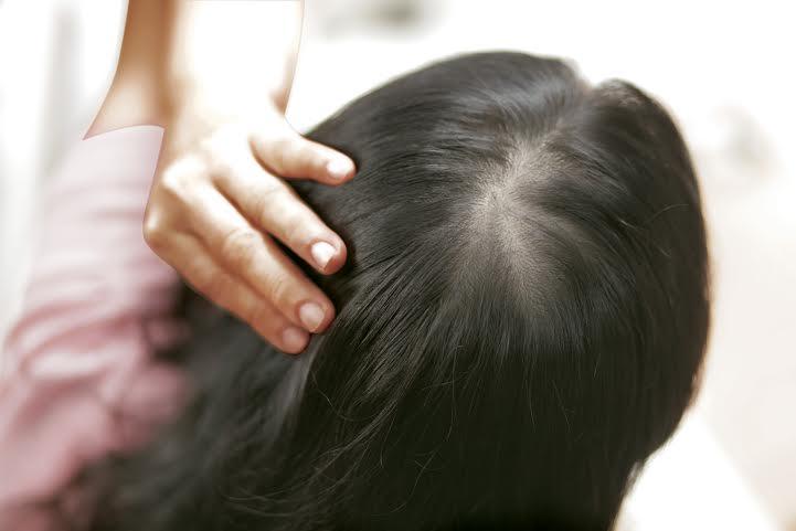 ủ tóc cho tóc mỏng