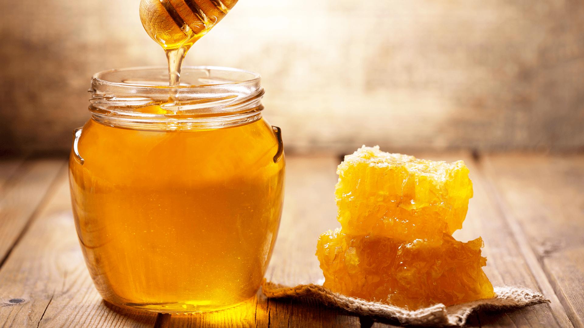 mật ong trị mụn bọc