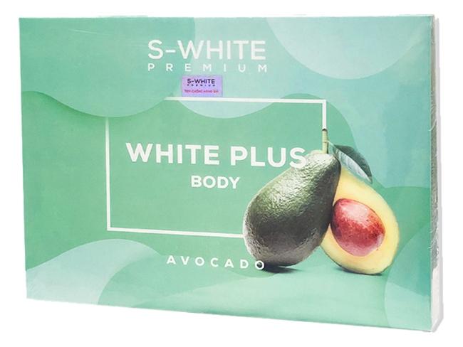 Tắm trắng bơ S-White