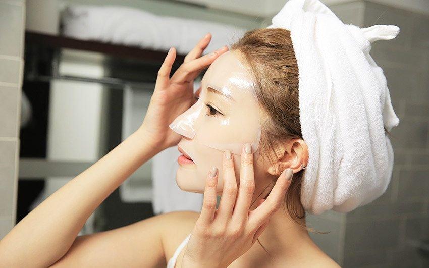 Công dụng mặt nạ giấy trắng da