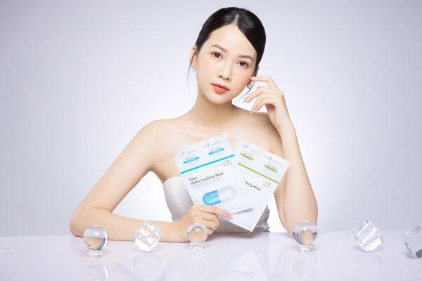 mặt nạ giấy trắng da Shin Nee