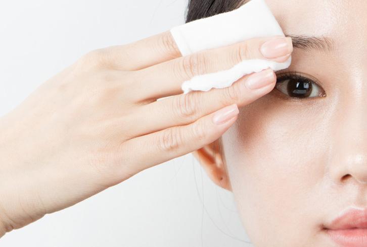 Làm sạch da mỗi ngày là bước không thể thiếu