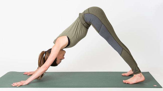 Yoga trị rụng tóc giảm rụng tóc nhiều ở nữ