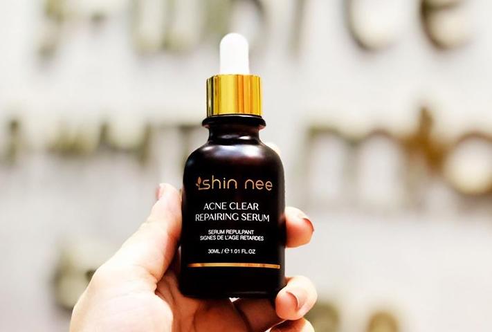 Serum trị mụn ẩn Acne Repairing ShinNe