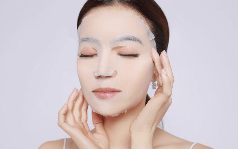 Sử dụng mặt nạ 1-2 lần/tuần