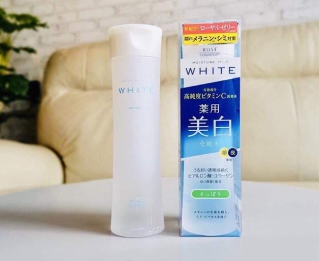 Kosé Moisture Mild White Milky Lotion
