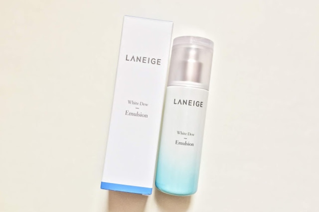 Sữa dưỡng Laneige White Dew Emulsion