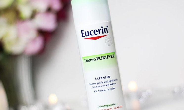 Sữa rửa mặt Eucerin l