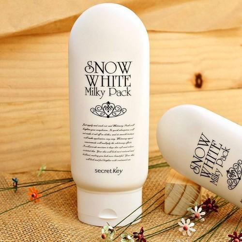 Snow White Milky Pack