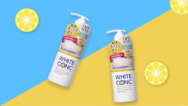 sữa tắm trắng da toàn thân loại nào tốt