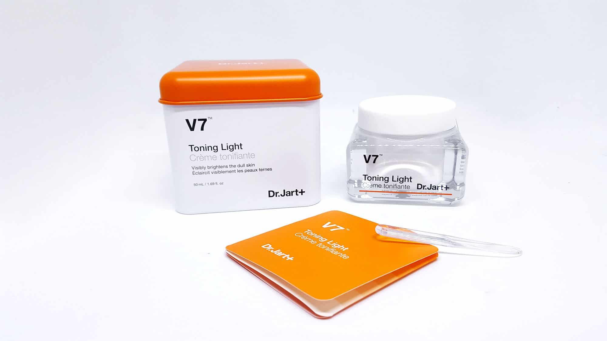 Trị thâm mụn cấp tốc V7 Toning Light Dr,Jart+