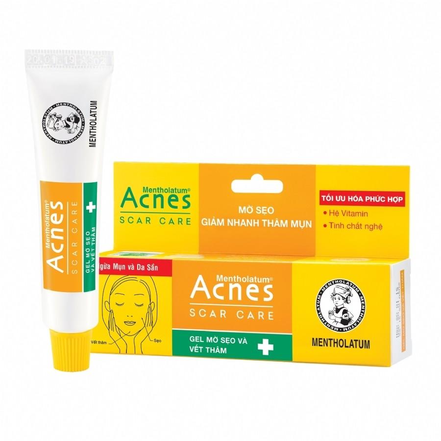 kem trị thâm mụn cấp tốc Acnes
