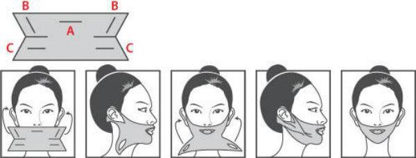 cách dùng mặt nạ
