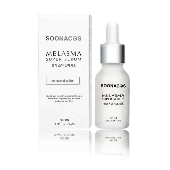 serum Melasma Soonacos
